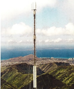 Saul Levine's Tower in Hawaii