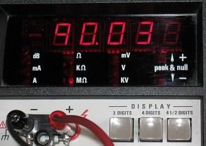 Sencore DVM 56-A