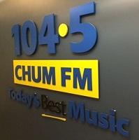CHUM-FM 104.5