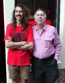 Boris and Denny
