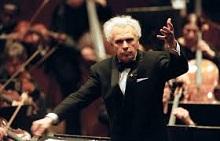 Conductor Julius Rudel