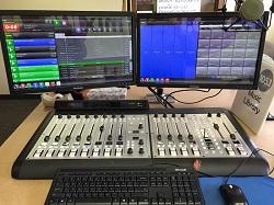 Mix 105.1 studio