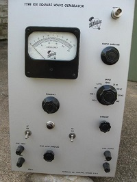 Tektronix Square Wave Generator