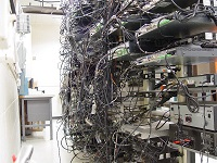 If the back of your rack looks like this... better read Kirk's White Paper.