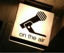 On Air lamp