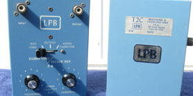 LPB carrier current transmitter