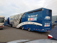 NASCAR Remote Truck