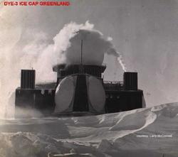 DYE-3 - Ice Cap Greenland, 1972