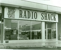 Braintree, MA Radio Shack circa 1950s