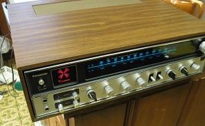Panasonic SA 710 Quadrophonic Receiver
