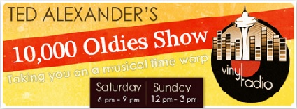 Ted Alexander's 10,000 Oldies Show