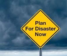 Plan for Disaster