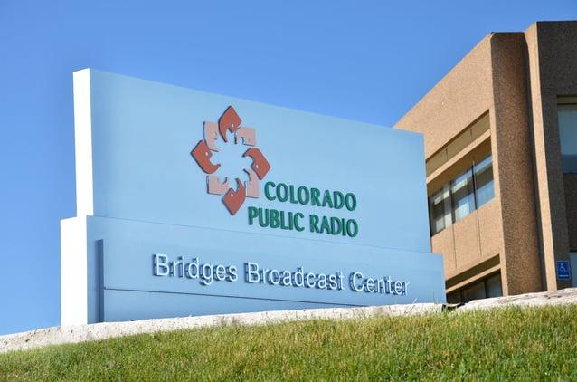 Colorado Public Radio Bridges Broadcast Center
