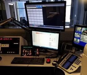 Vset in the studio