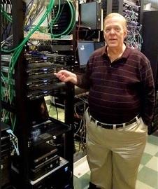John Herrbach, WNBI Station Manager & Engineer