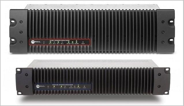 Axia QOR.32 and QOR.16 Console Engines