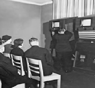 1936 Olympics Television Viewing Room