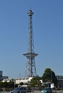 The original television tower still stands today in Berlin.