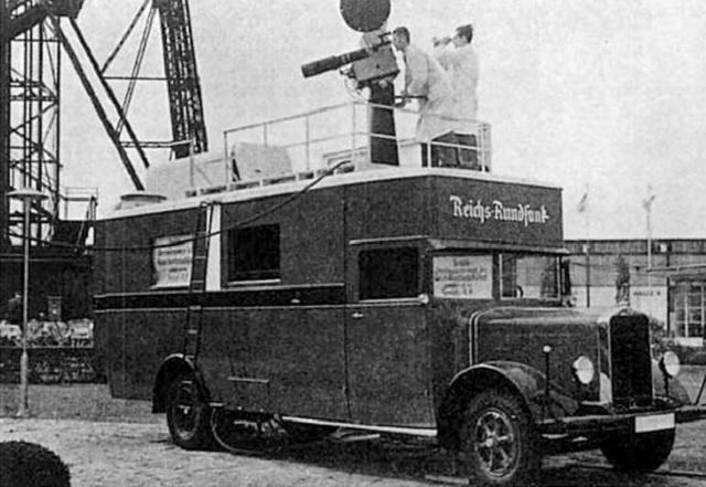 Intermediate Film Truck