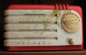 Detrola Pee Wee Radio