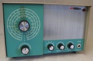 Heath GR-81 short wave radio
