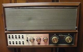 NuTone 2067B Radio-Intercom System