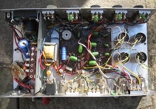 Inside the M67