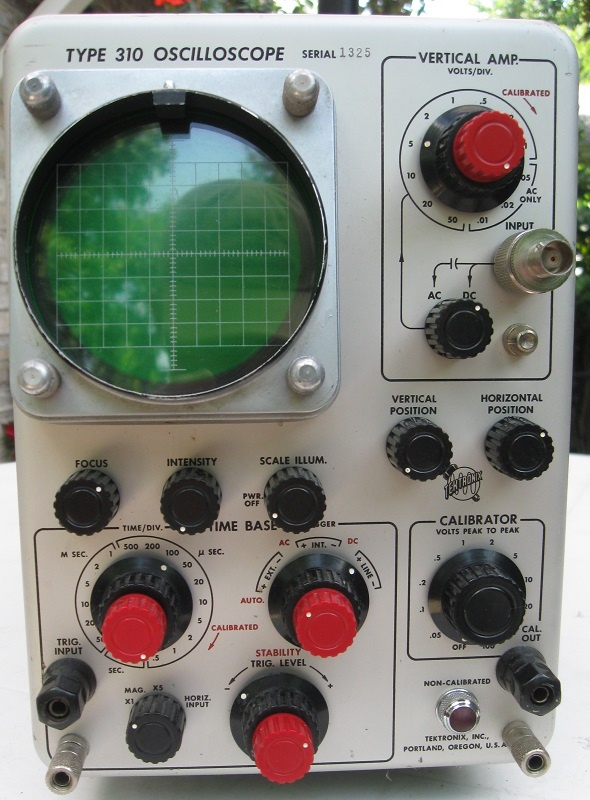 Tektronix 310 Oscilloscope