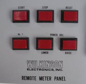 Remote Meter Panel