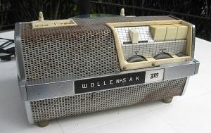 Wollensak 1500 reel-to-reel tape recorder