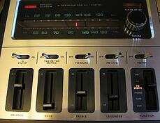 Tuner & Faders