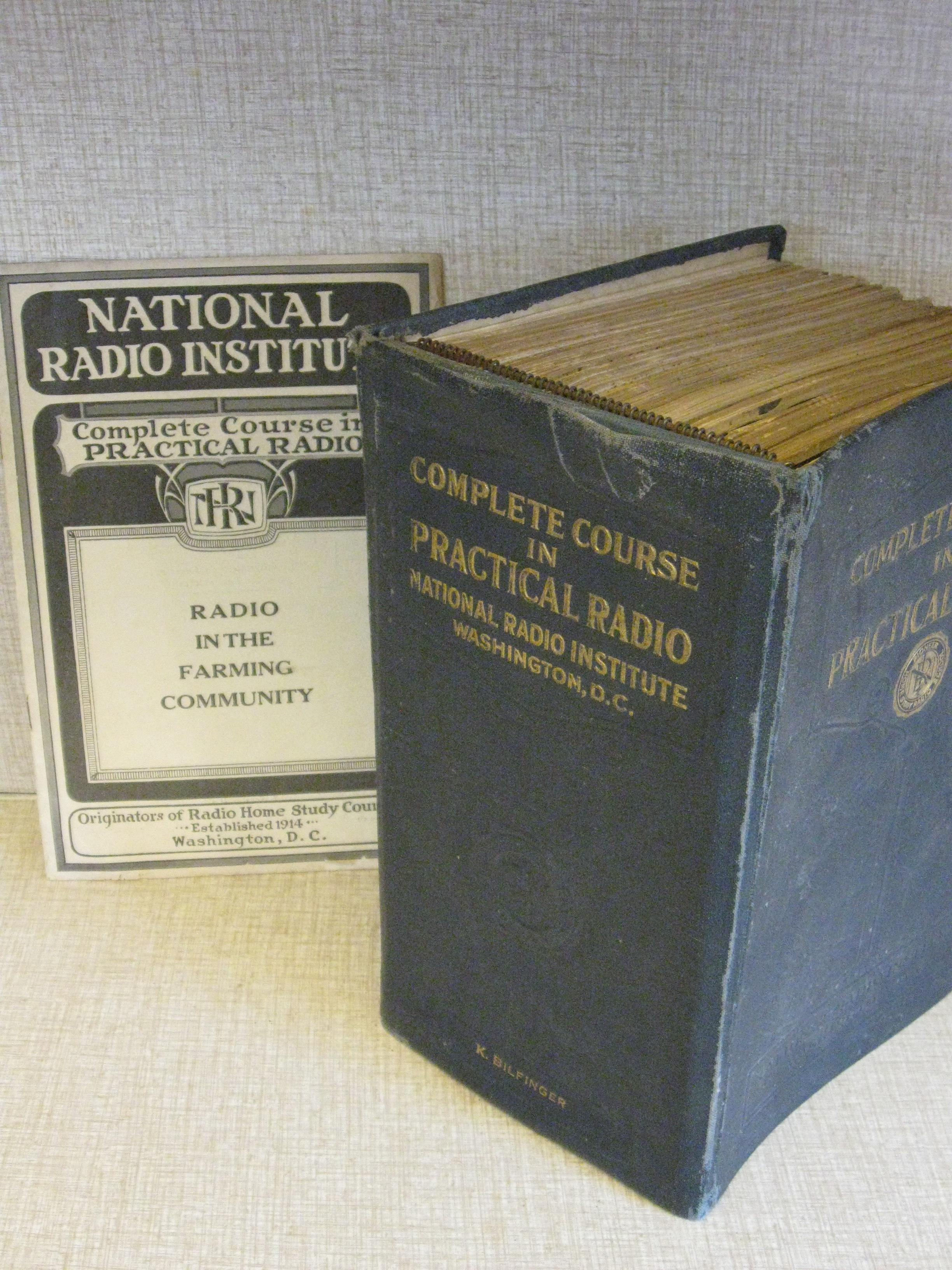 NRI Complete Course in Practical Radio
