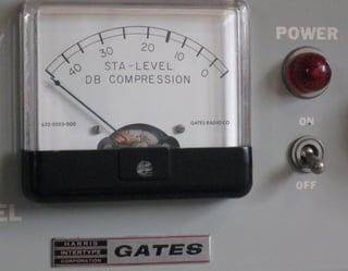 Sta-Level meter