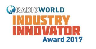 Radio World Industry Innovator Award