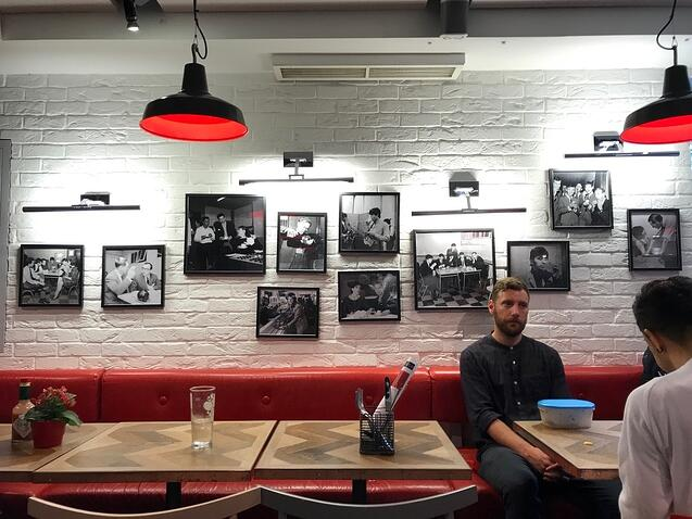 Abbey Road Cafeteria