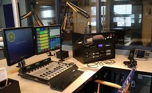 WLTL 88.1 FM studio