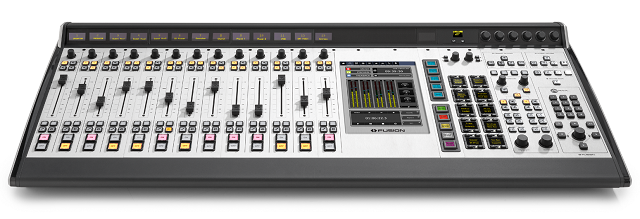 Axia Fusion Console with IP-Tablet