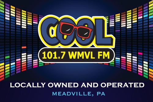 COOL 101.7 WMVL logo