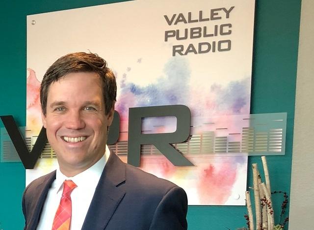 Valley Public Radio Director of Program Content Joe Moore
