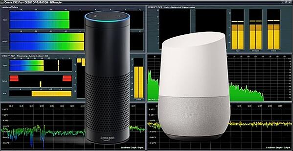 Audio Levels with Smart Speakers