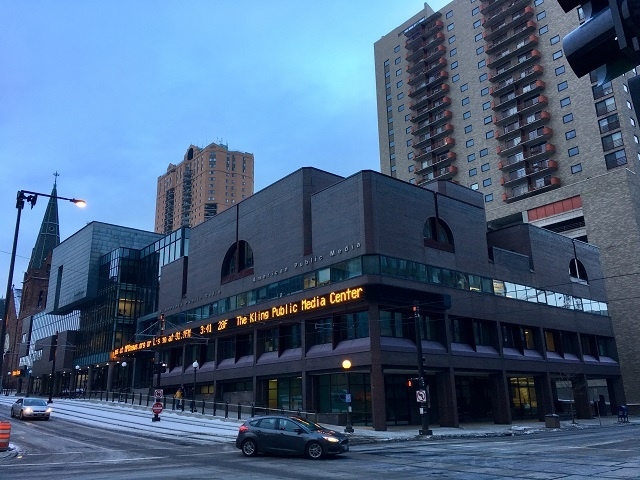 Minnesota Public Radio headquarters in St. Paul