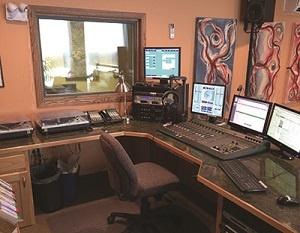 Northern Community Radio studios