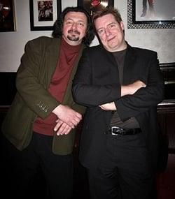 Frank Foti & Steve Church