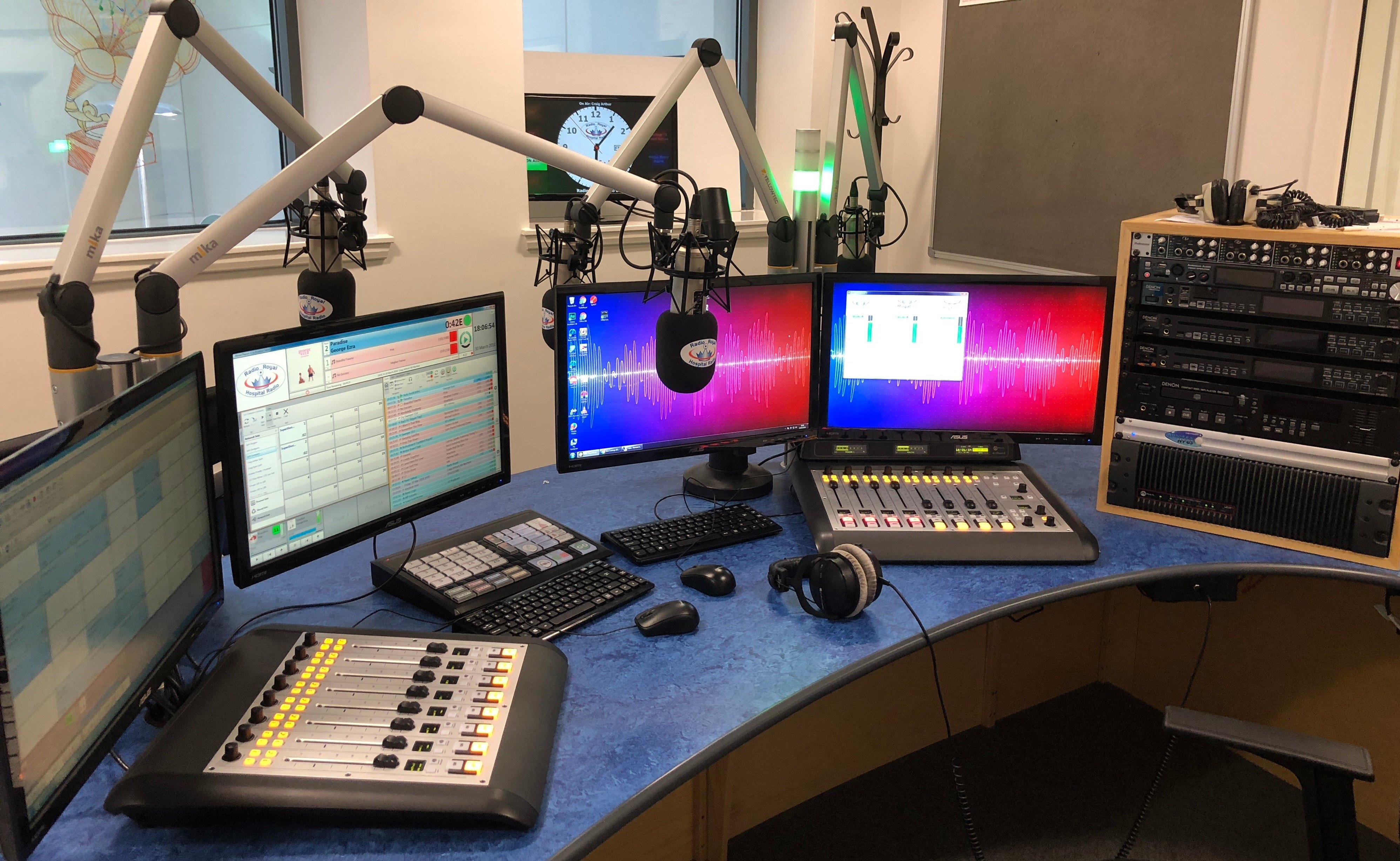 Radio Royal Studio