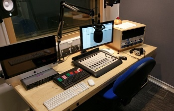 Tone Radio Studio Setup