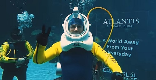 Stu Underwater