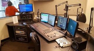 Finished Installation at WAY-FM Nashville