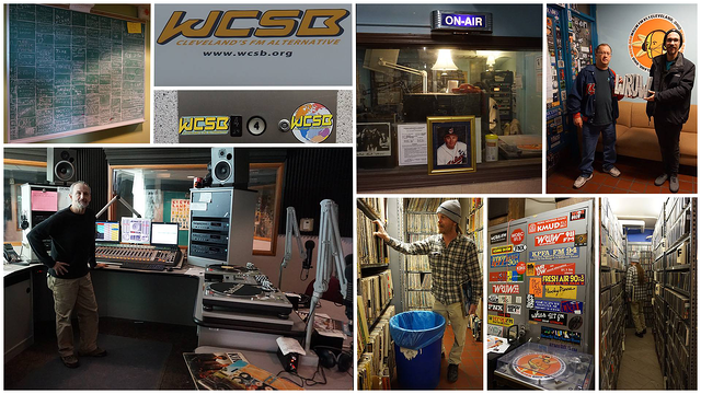 College Radio Day 2016 Collage