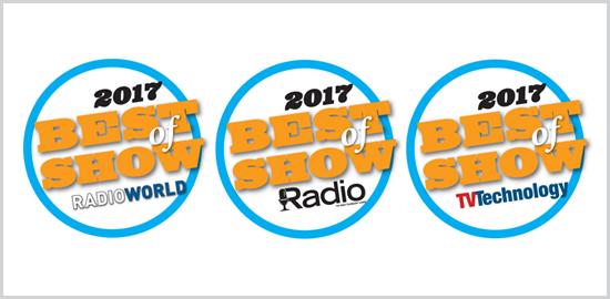 NAB NewBay Best of Show Awards