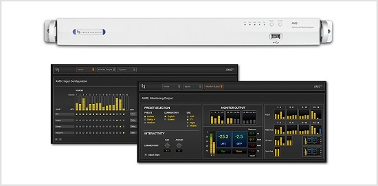 Linear Acoustic AMS Authoring & Monitoring System